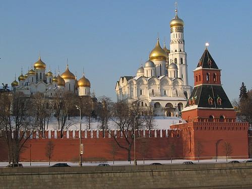 rosja kreml