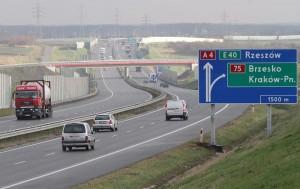 Autostrada_Krakow_Tarnow
