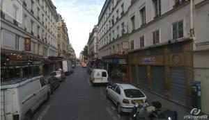 2013-03-03_22-54_Rue Rambuteau, Paris, France