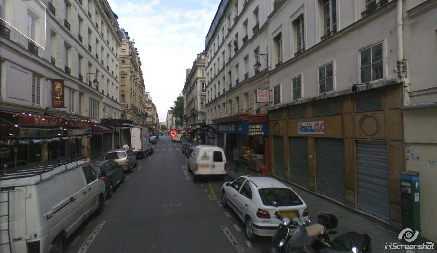 Stefan bratkowski rambuteau 112 118 czyli wyzwanie studio opinii - Rue rambuteau paris ...