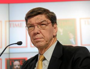 Clayton_Christensen_World_Economic_Forum_2013