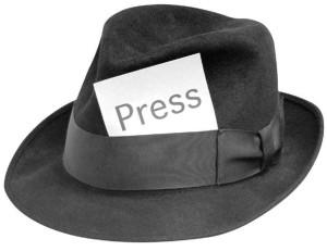 press kapelusz