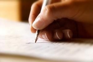pisanie pisarz