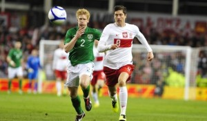 polska irlandia mecz