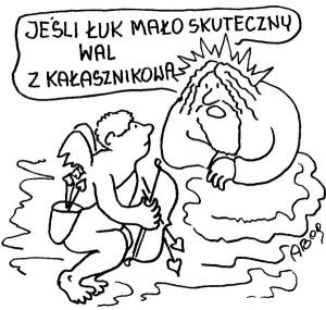 kałasznikow