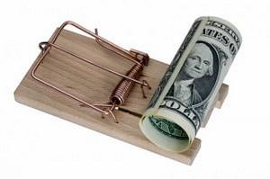 finanse pułapka