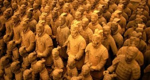 chiny armia porcelanowa