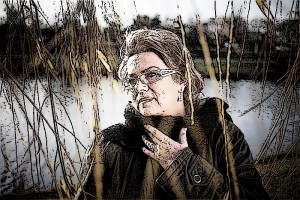 27.11.2009 Warszawa , Malgorzata Kalicinska , pisarka, autorka seri ksiazek dom nadrozlewiskiem fot.Rafal Siderski
