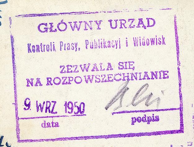Image result for ostatni cenzor PRL