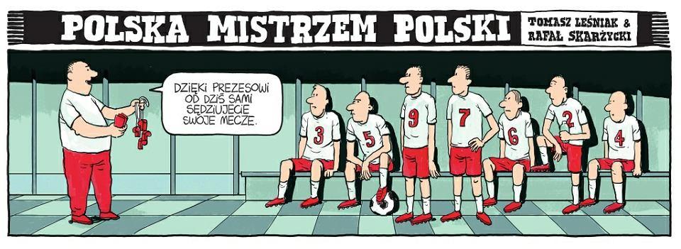 Zdjęcie numer 0 wgalerii - Polska mistrzem Polski