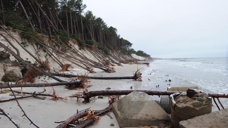 Znalezione obrazy dla zapytania huragan napomorzu