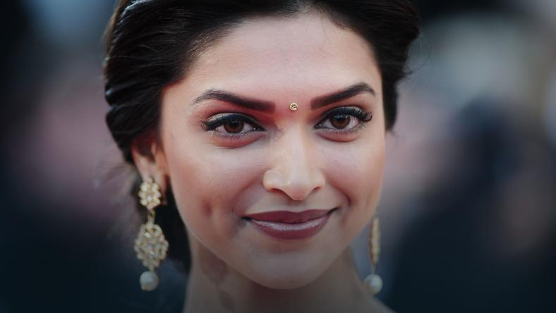Deepika Padukone jest jedną znajwiększych gwiazd kina Bollywood