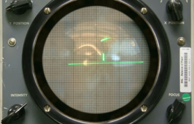 Tennis For Two on a DuMont Lab Oscilloscope Type 304-A.jpg