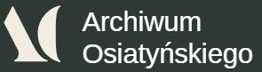 Archiwum Osiatyńskiego