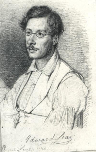 https://upload.wikimedia.org/wikipedia/commons/2/2b/Edward_Lear_drawing.jpg