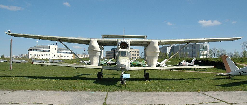M-15 wMuzeum Lotnictwa Polskiego wKrakowie