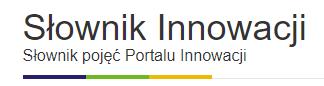 Słownik innowacji
