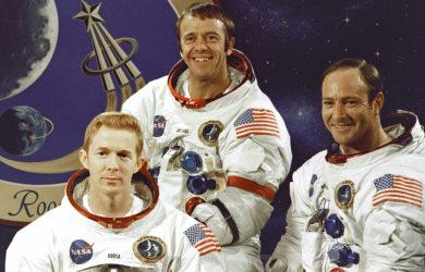 Zdjęcie Apollo 14