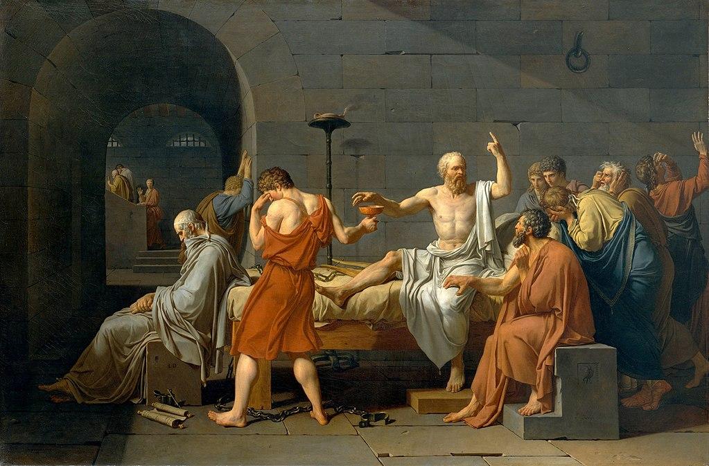 https://upload.wikimedia.org/wikipedia/commons/thumb/8/8c/David_-_The_Death_of_Socrates.jpg/1024px-David_-_The_Death_of_Socrates.jpg