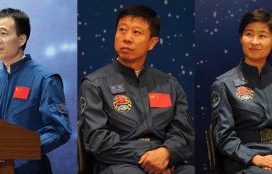 Zdjęcie Shenzhou 9