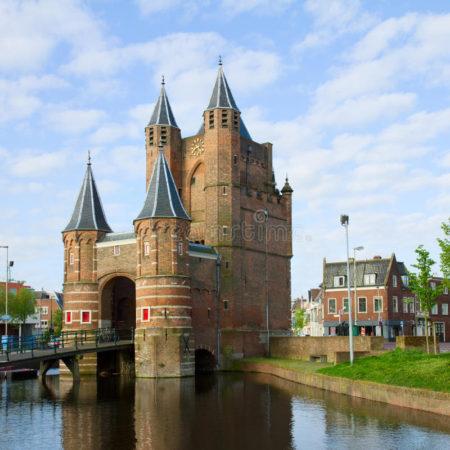 Brama Amsterdam, Haarlem, Holandia