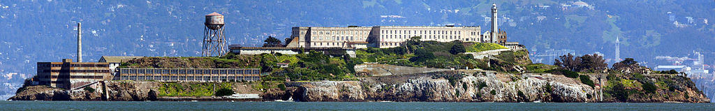 Panorama Alcatraz