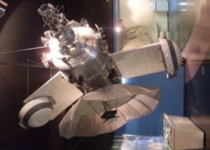 Mars 1 (Memorial Museum of Astronautics).JPG