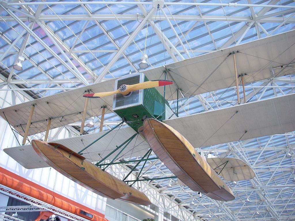 Replika wMuseum of Flight
