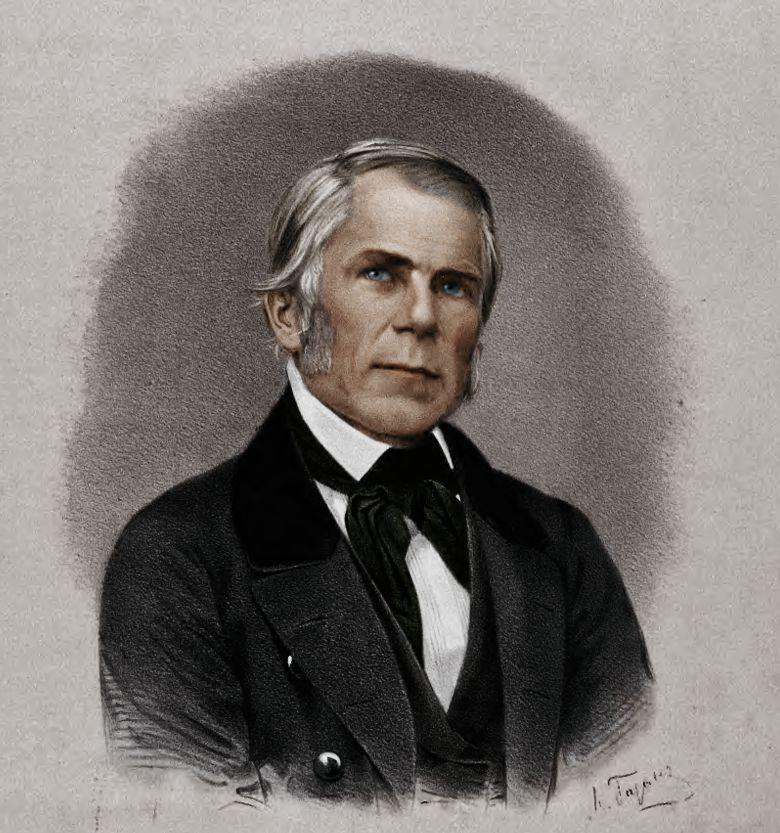 Obraz zawierający mężczyzna, kostium, osoba, krawat  Opis wygenerowany automatycznie