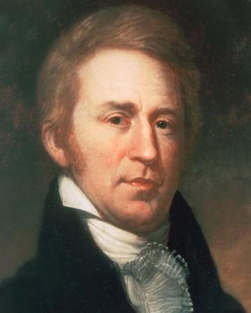 Explorer and Leader of Lewis & Clark Expedition William Clark
