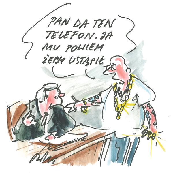 Rysunek G. Bąkowskiego znr50/2019