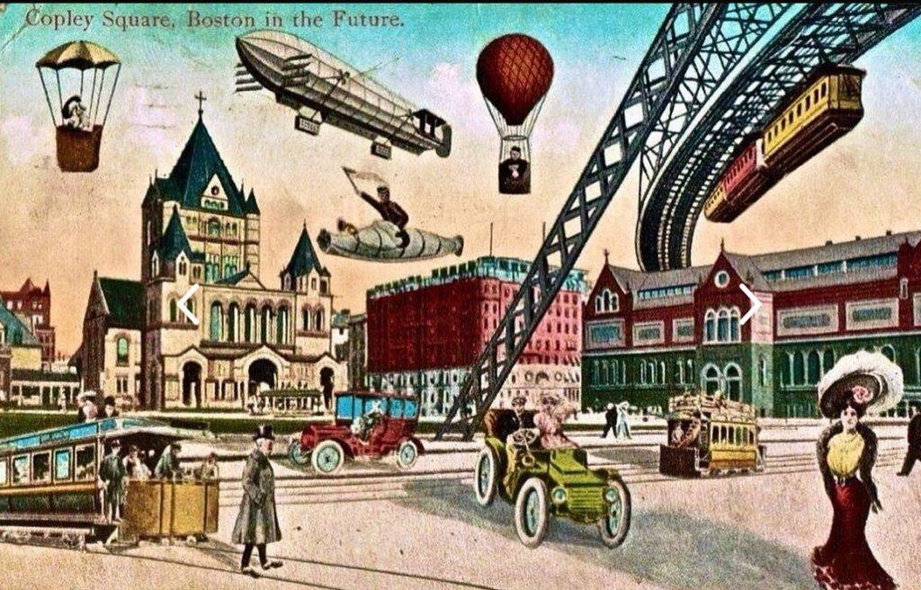 Obraz zawierający budynek, most, ulica  Opis wygenerowany automatycznie