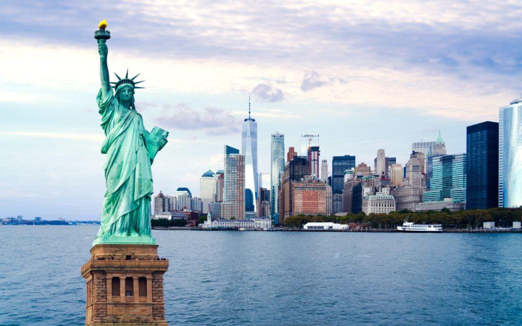 Statua Wolności wNowym Jorku
