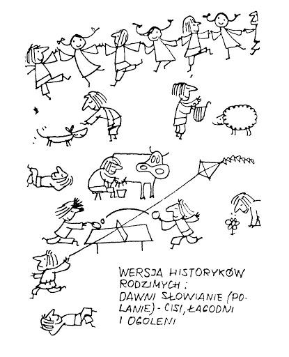 Znalezione obrazy dla zapytania: polska wobrazach mrożek